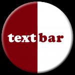textbar-Logo+rot+rund